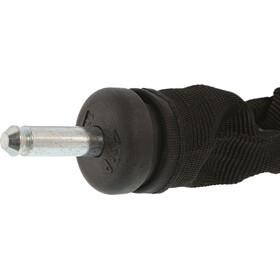 Axa DPI 110 Plug-In Insert Chain Kettingslot 110cm, zwart
